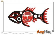 - CHINOOK NATION ANYFLAG RANGE - VARIOUS SIZES